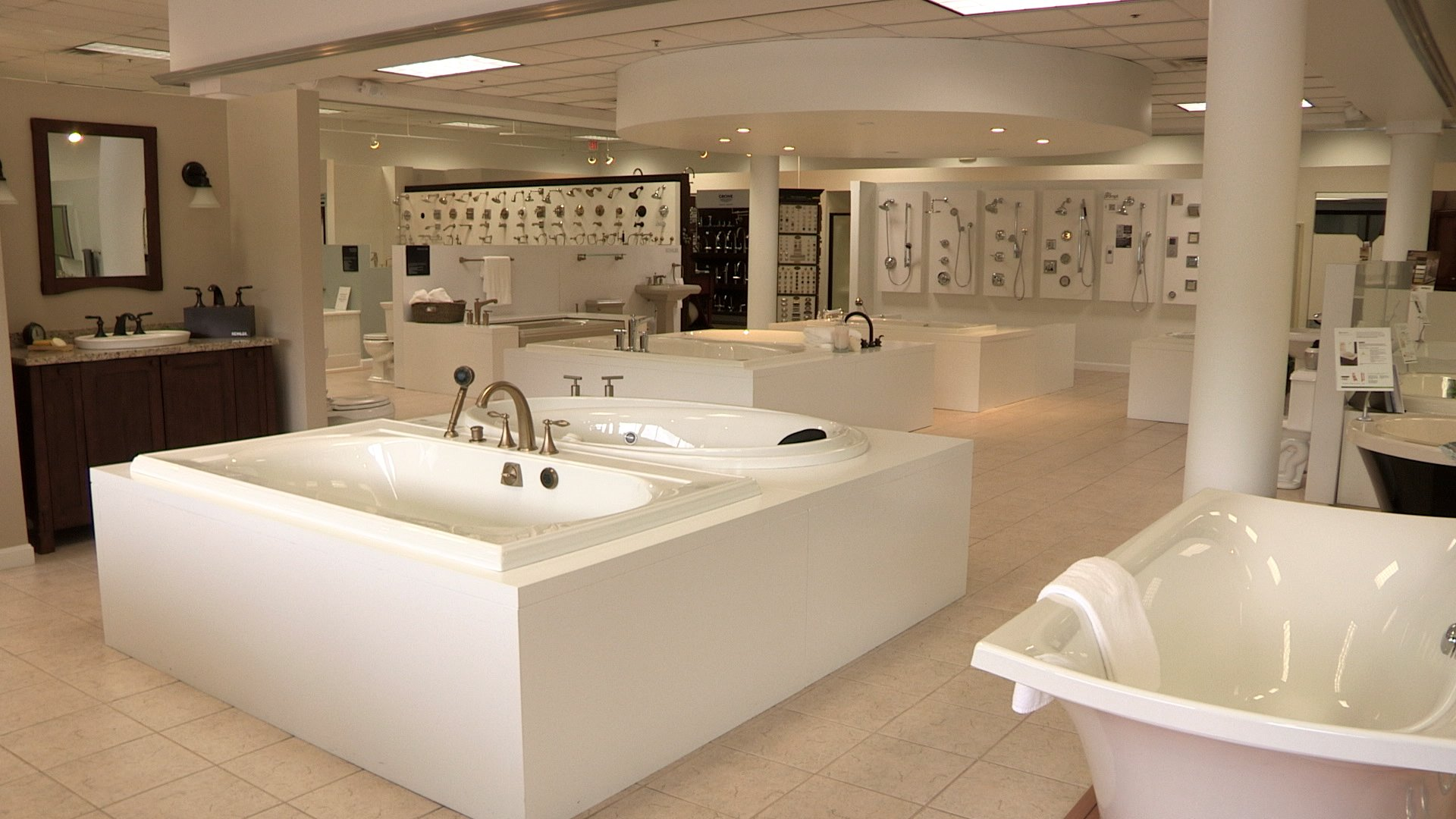 High Quality Products From Kohler Elkay Grohe Rohl Symmons The Ultimate Bath Showroom Ct Ma Me Nh Ny Ri Vt